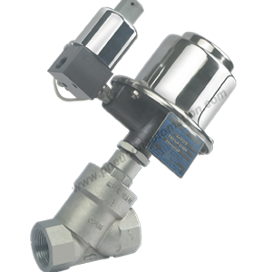 Y TYPE ANGLE VALVES