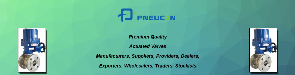 Actuated Valves Stockists