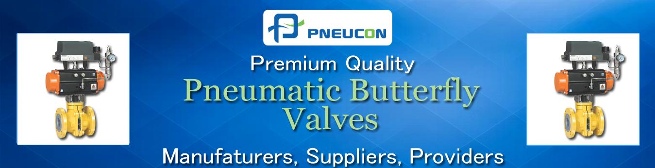 Pneumatic Butterfly Valves Stockists
